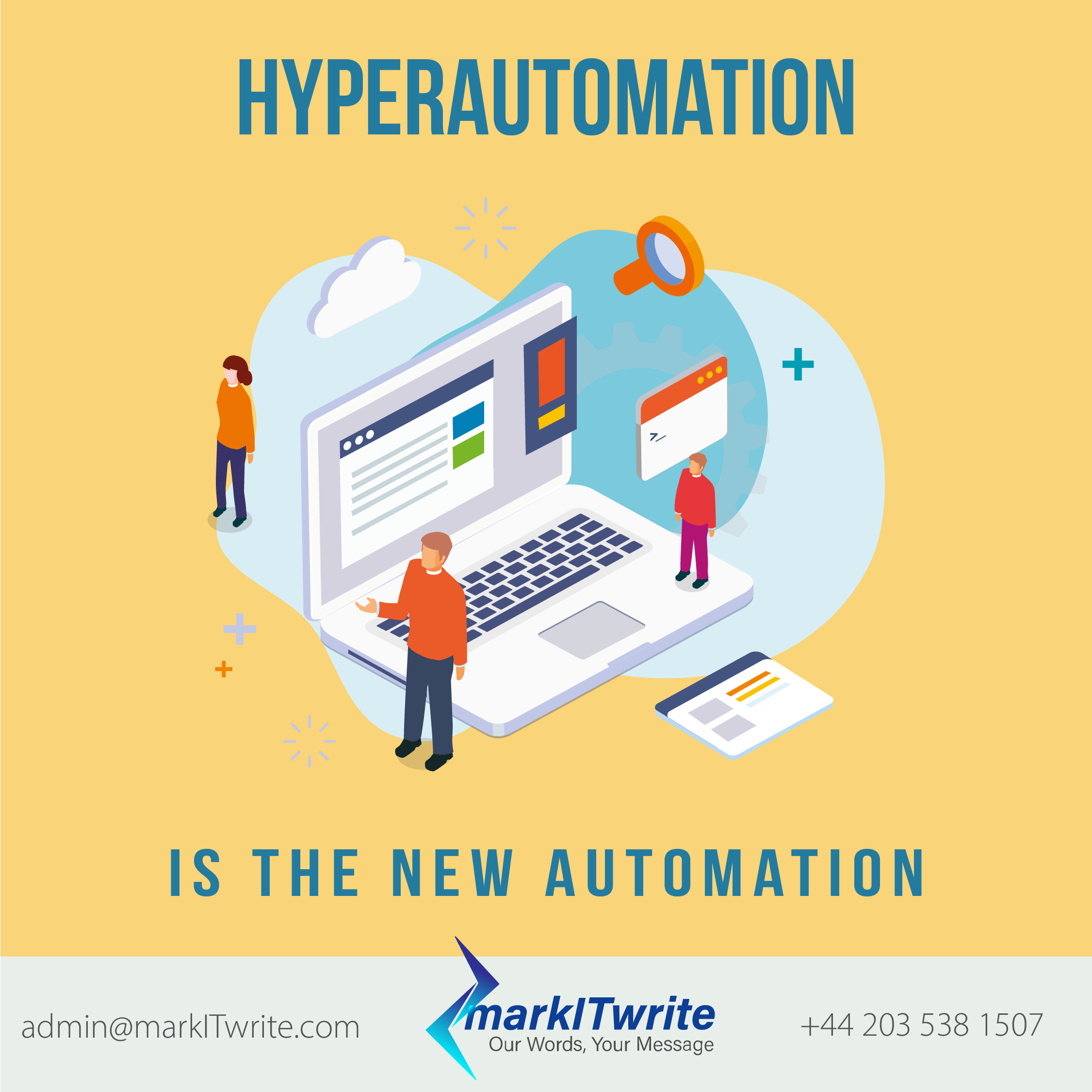 Hyperautomation is the new automation