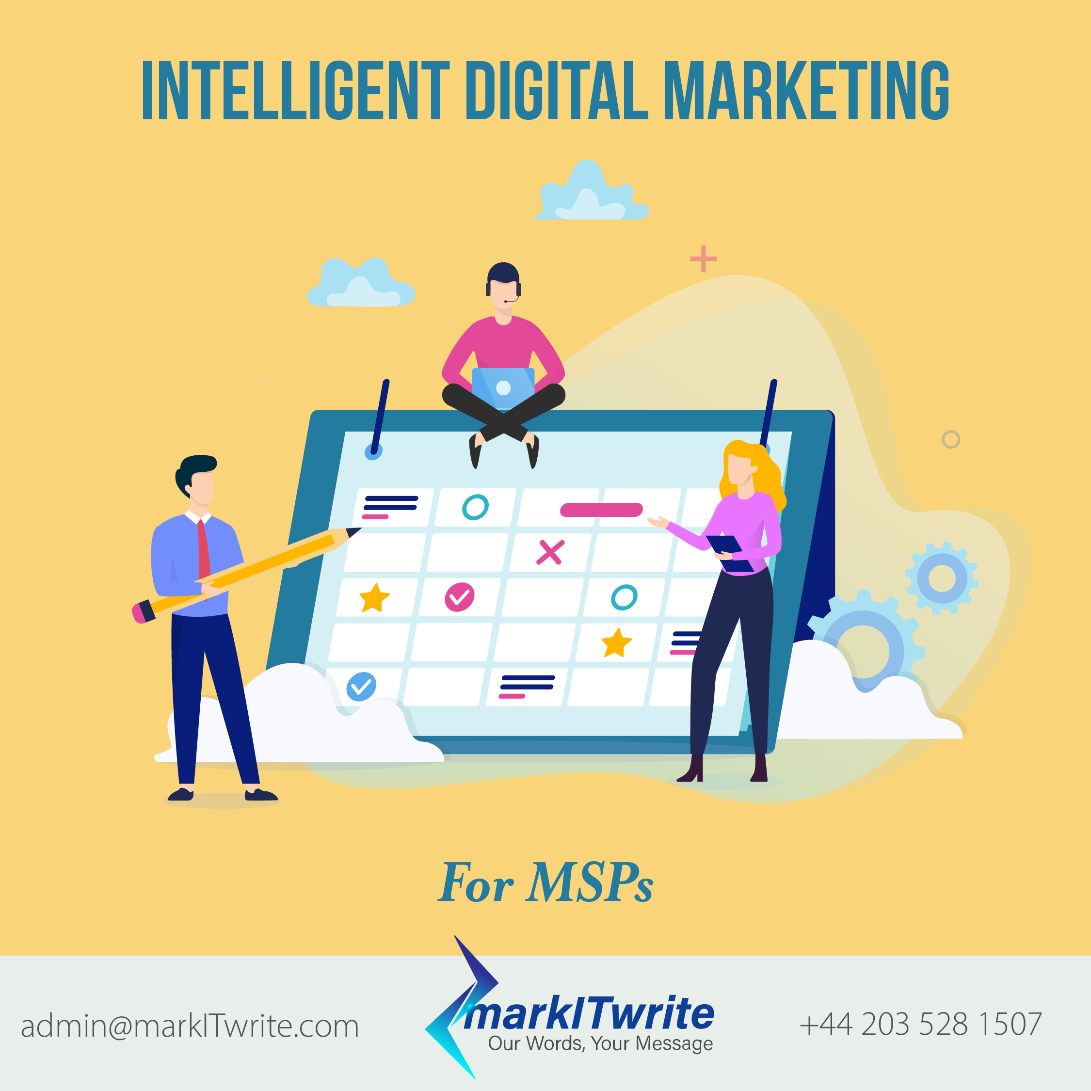 Intelligent Digital Marketing for MSPs
