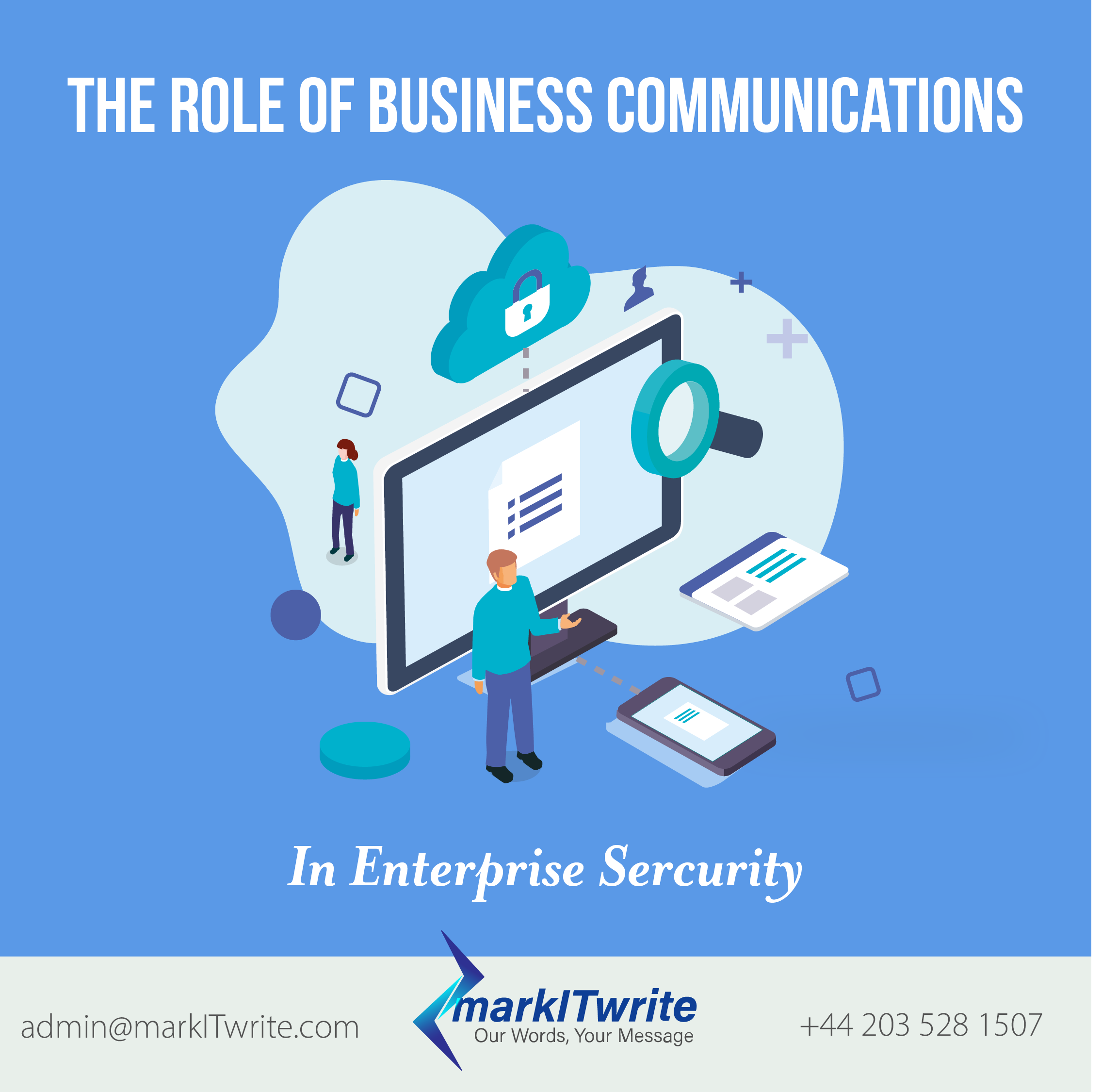 The Role Of Business Communications In Enterprise Security