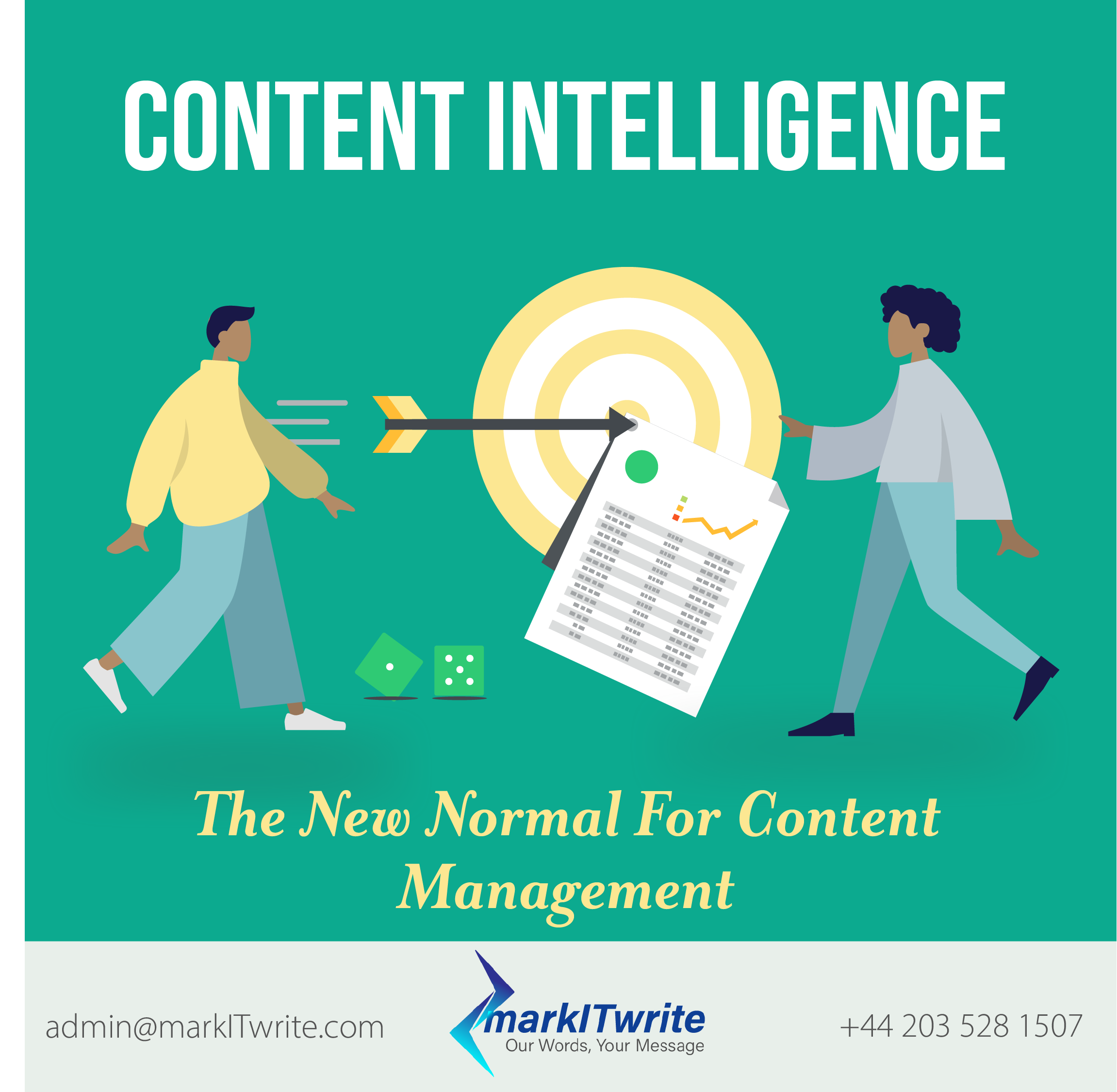 Content Intelligence – The New Normal for Content Management