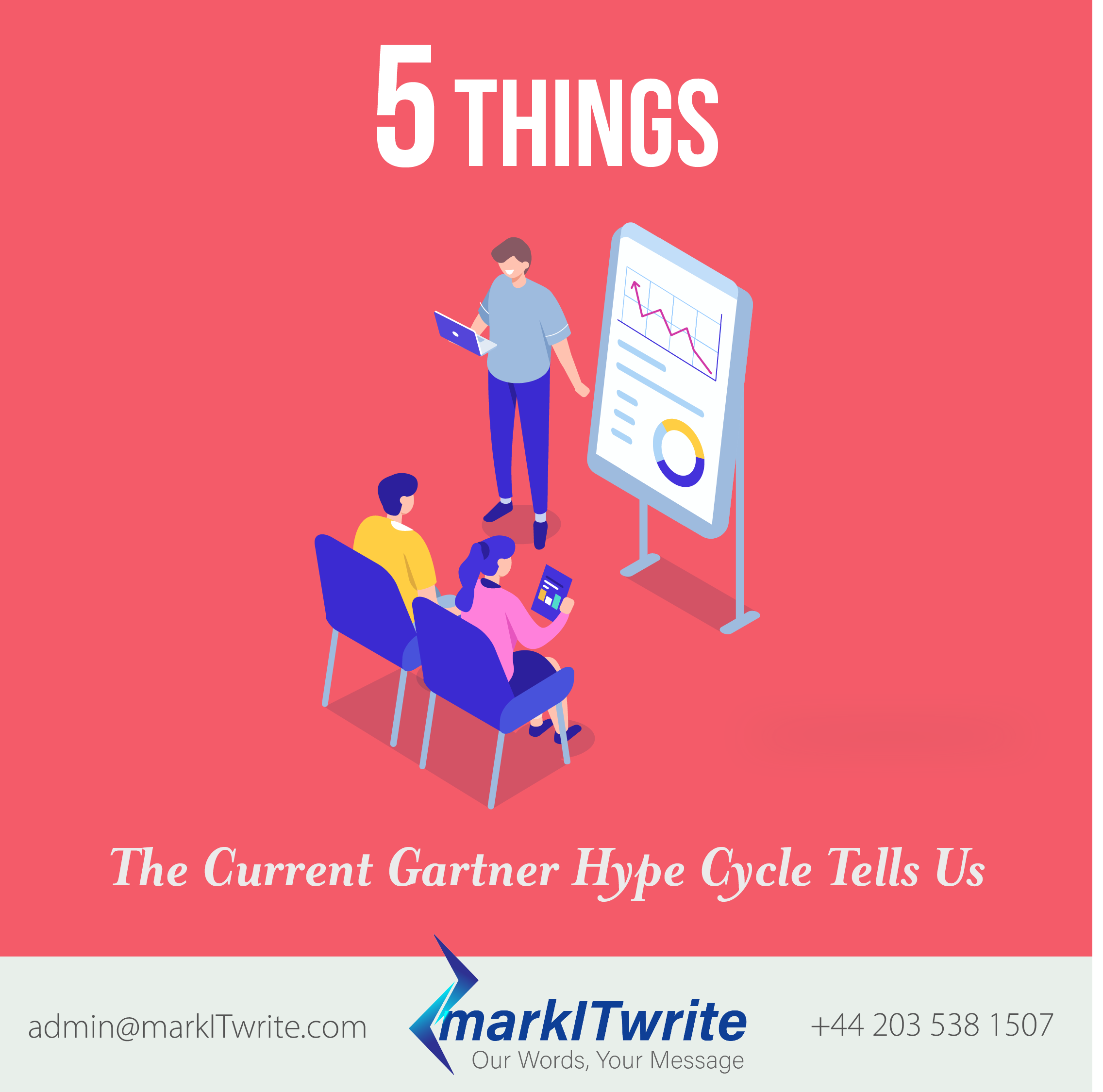 5 Things the Current Gartner Hype Cycle Tells Us