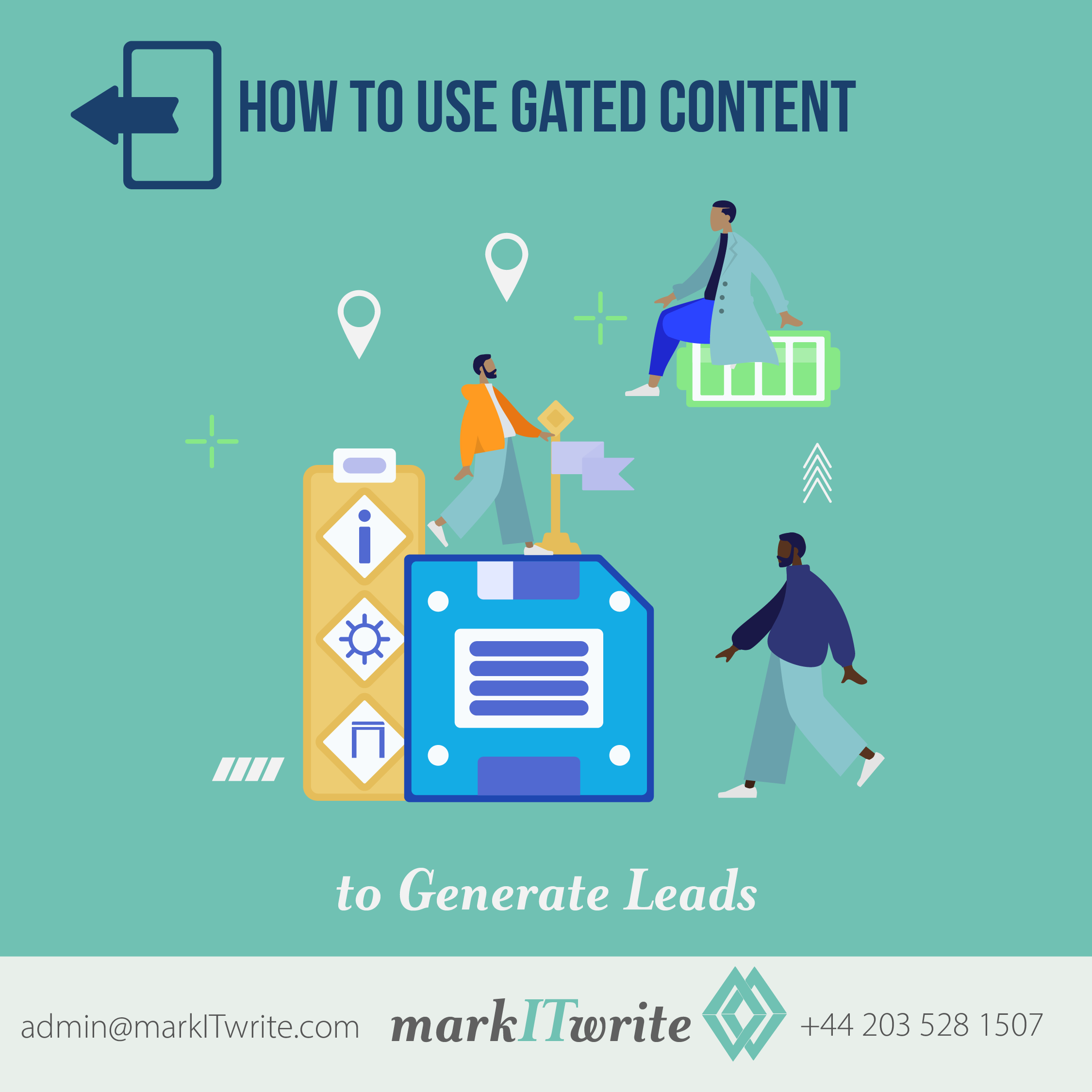 How to Use Gated Content to Generate Leads