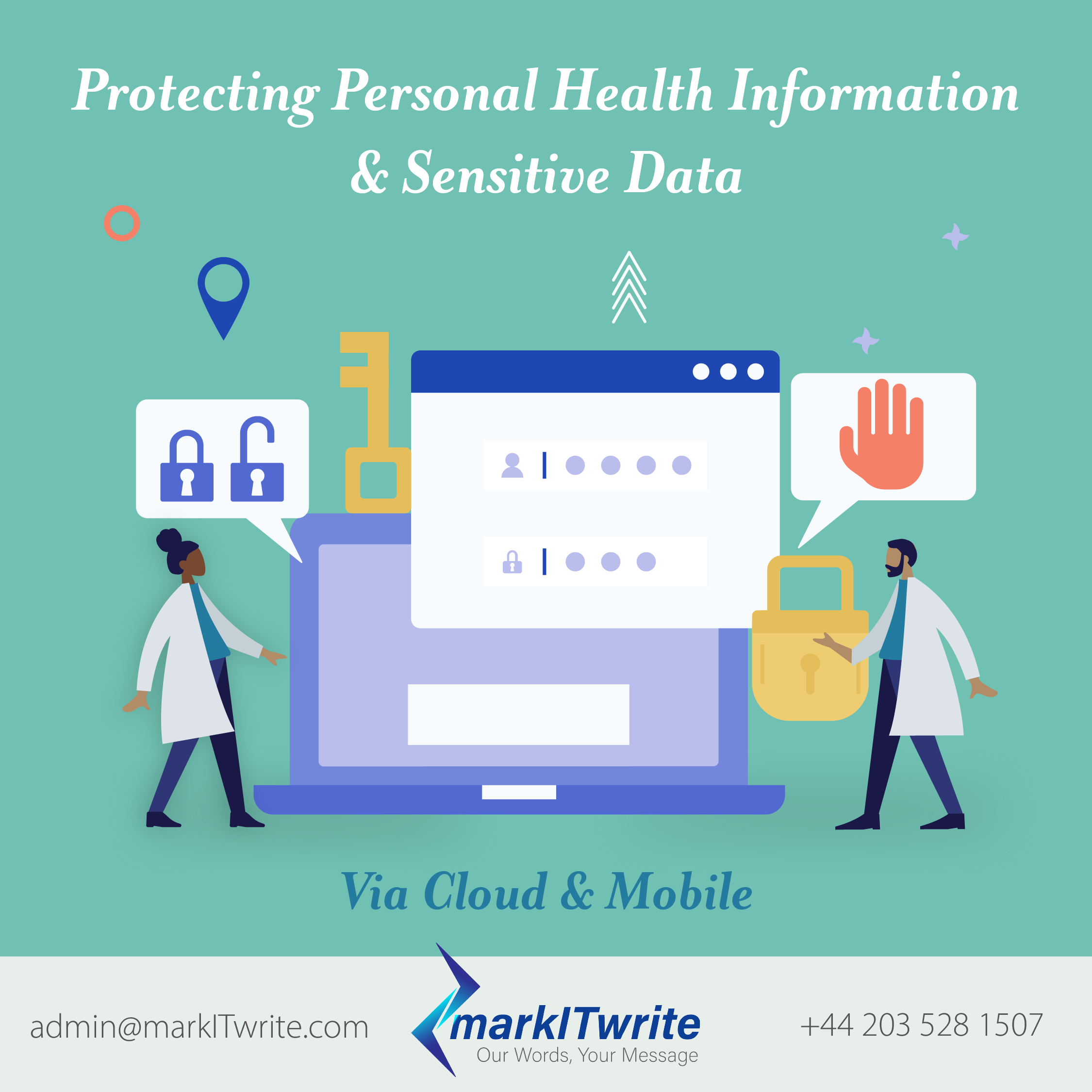 Protecting Personal Health Information And Sensitive Data Via Cloud And Mobile