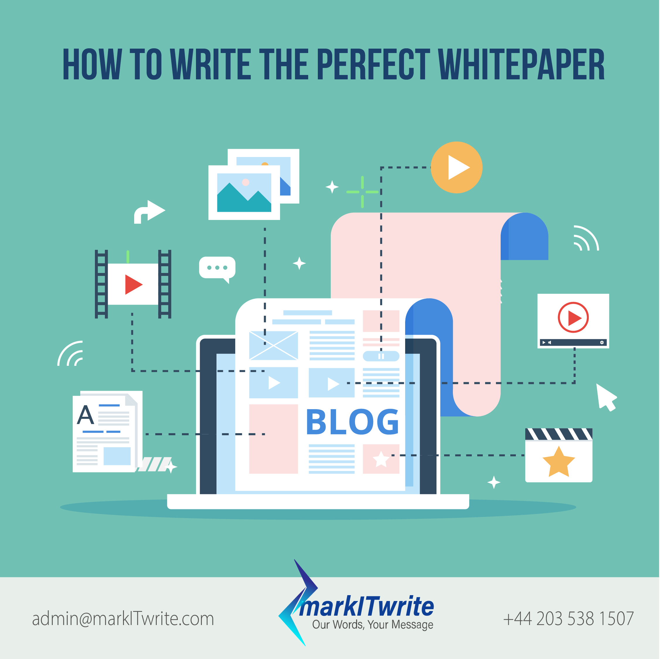 How To Write The Perfect Whitepaper
